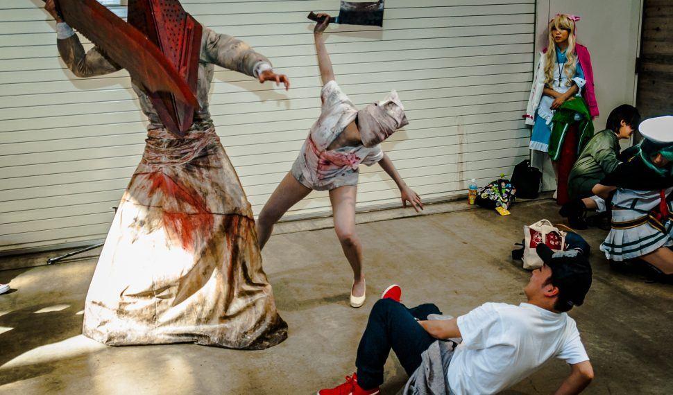 Silent Hills' PT Remade in VR