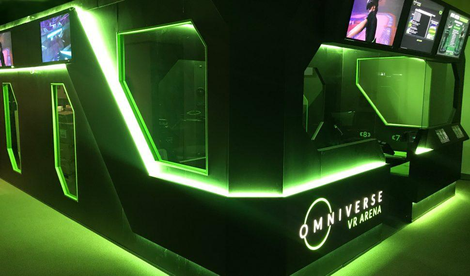2019 Virtuix VR eSports Tournament Sponsored by HTC Vive and HP