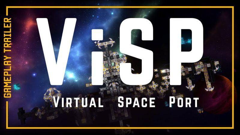 ViSP – Virtual Space Port Gameplay Trailer