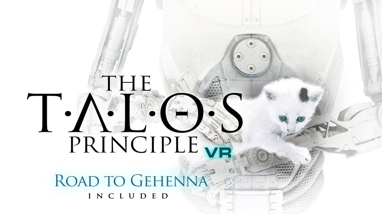 The Talos Principle VR Teaser Trailer