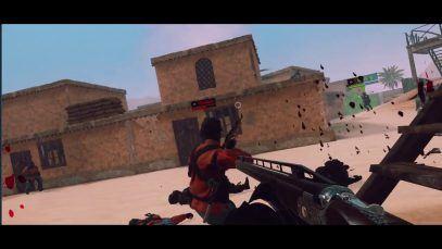 VR FPS Multiplayer Gameplay Trailer – Virtual Army: Revolution™