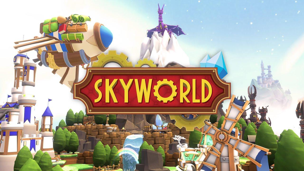 Skyworld - PS VR Announcement Trailer [PEGI]