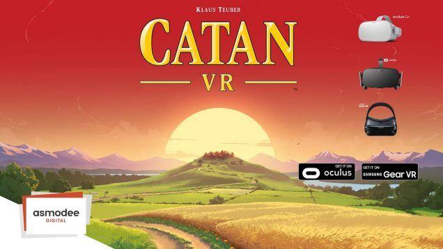 Catan VR – Launch Trailer