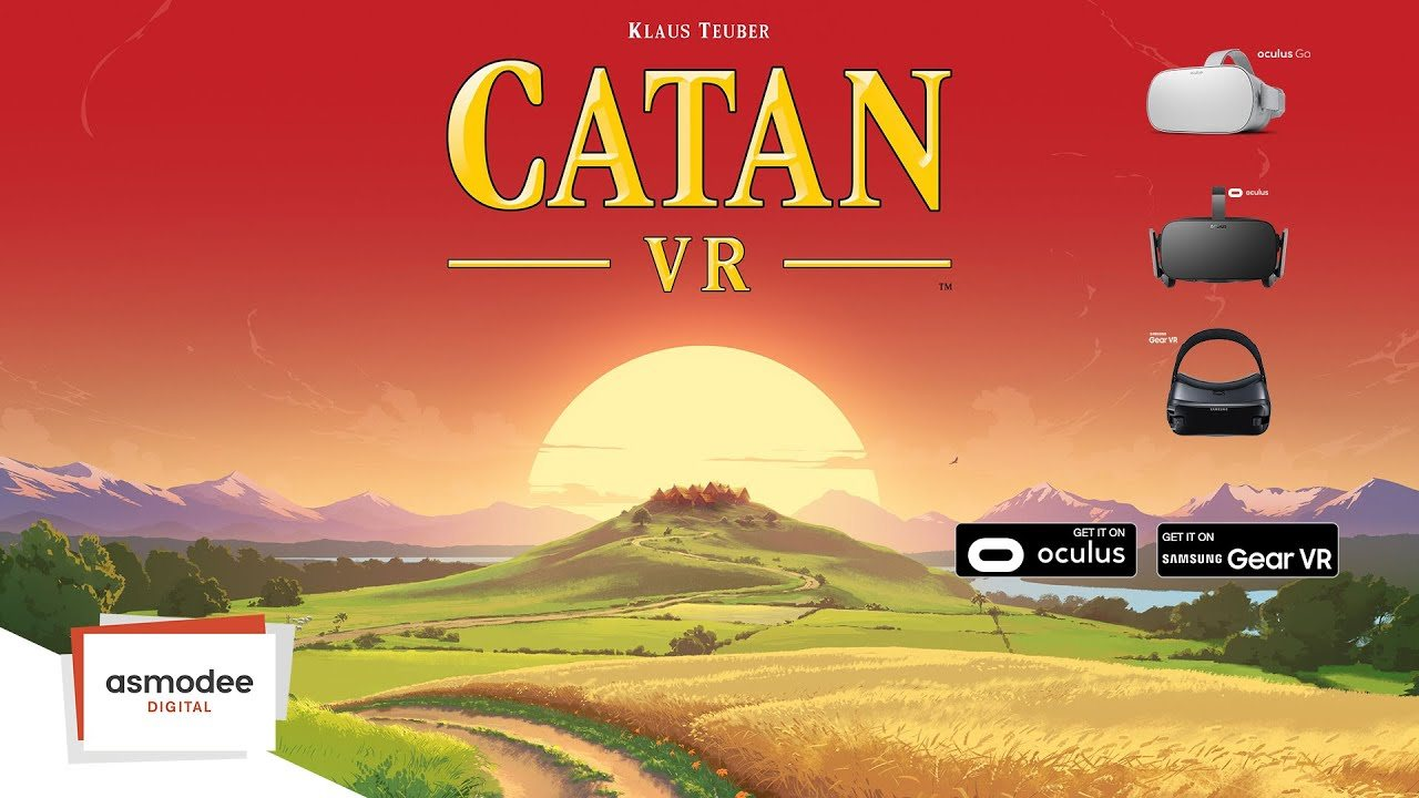 Catan VR - Launch Trailer