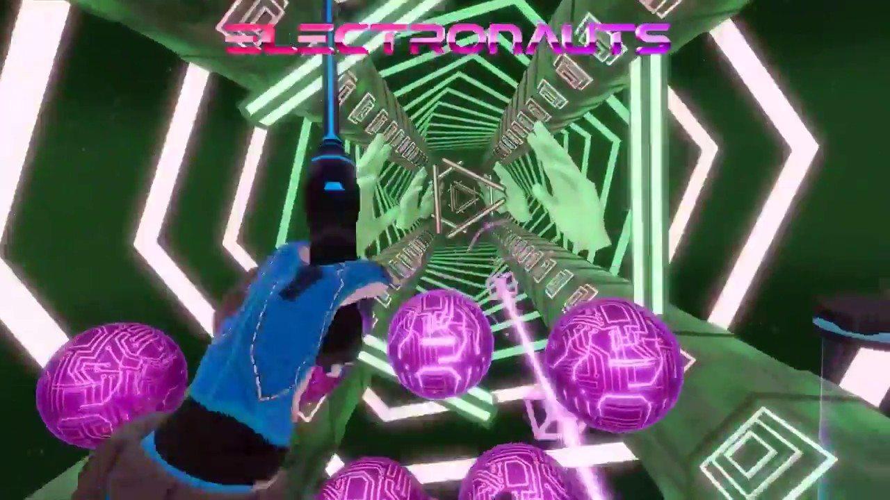 Electronauts • Trailer • Oculus Rift