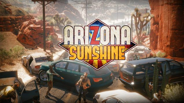 Arizona Sunshine Gameplay Video