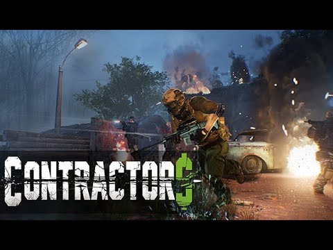 Contractors VR Launch Trailer