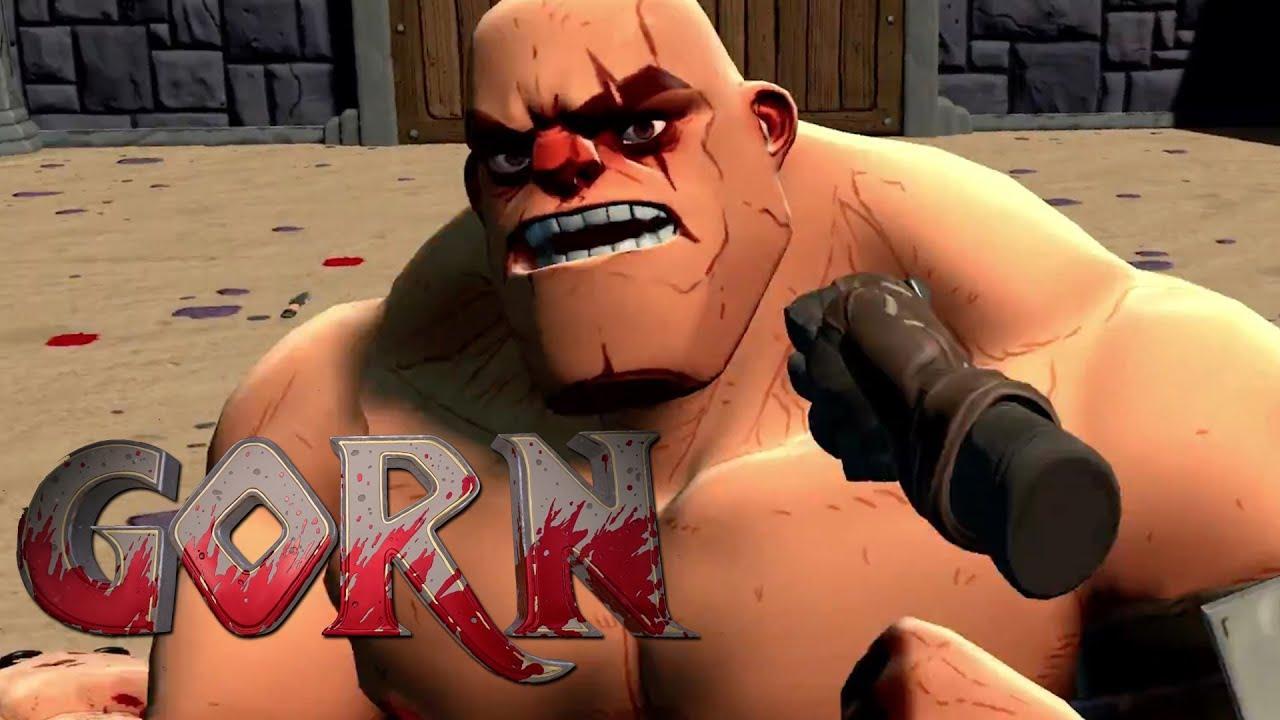 Gorn - Official Gameplay Trailer