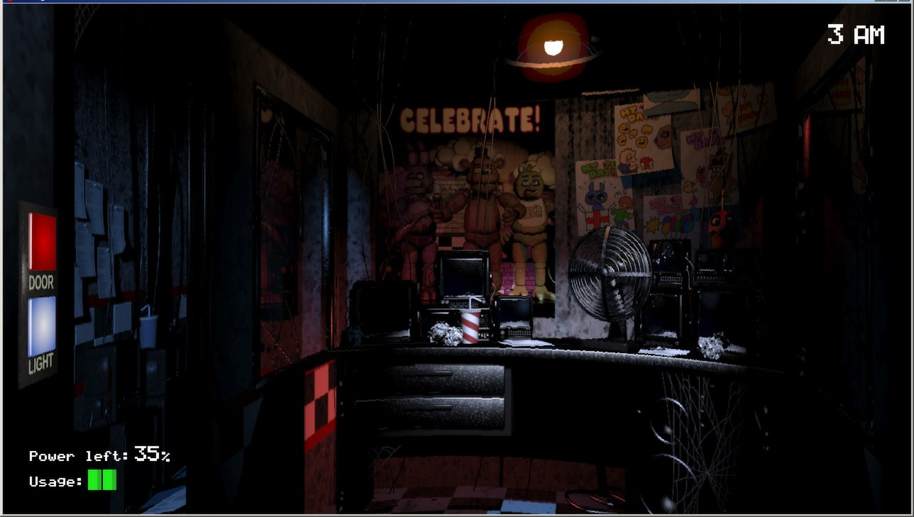 Work on Five Nights at Freddy's VR Game Exposed Through ESRB Entry