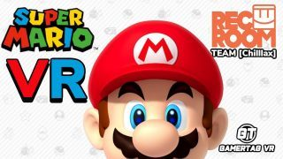 Wow, Super Mario in VR with Rec Room!
