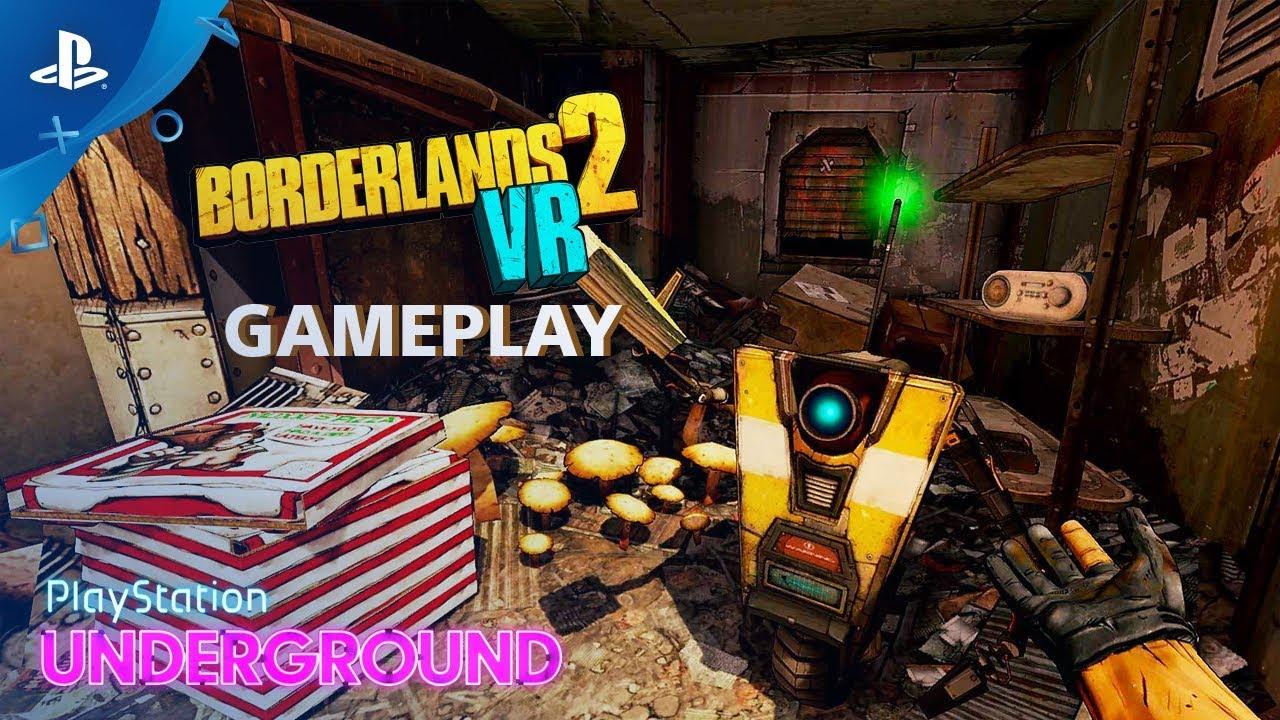 Borderlands 2 Comes to VR