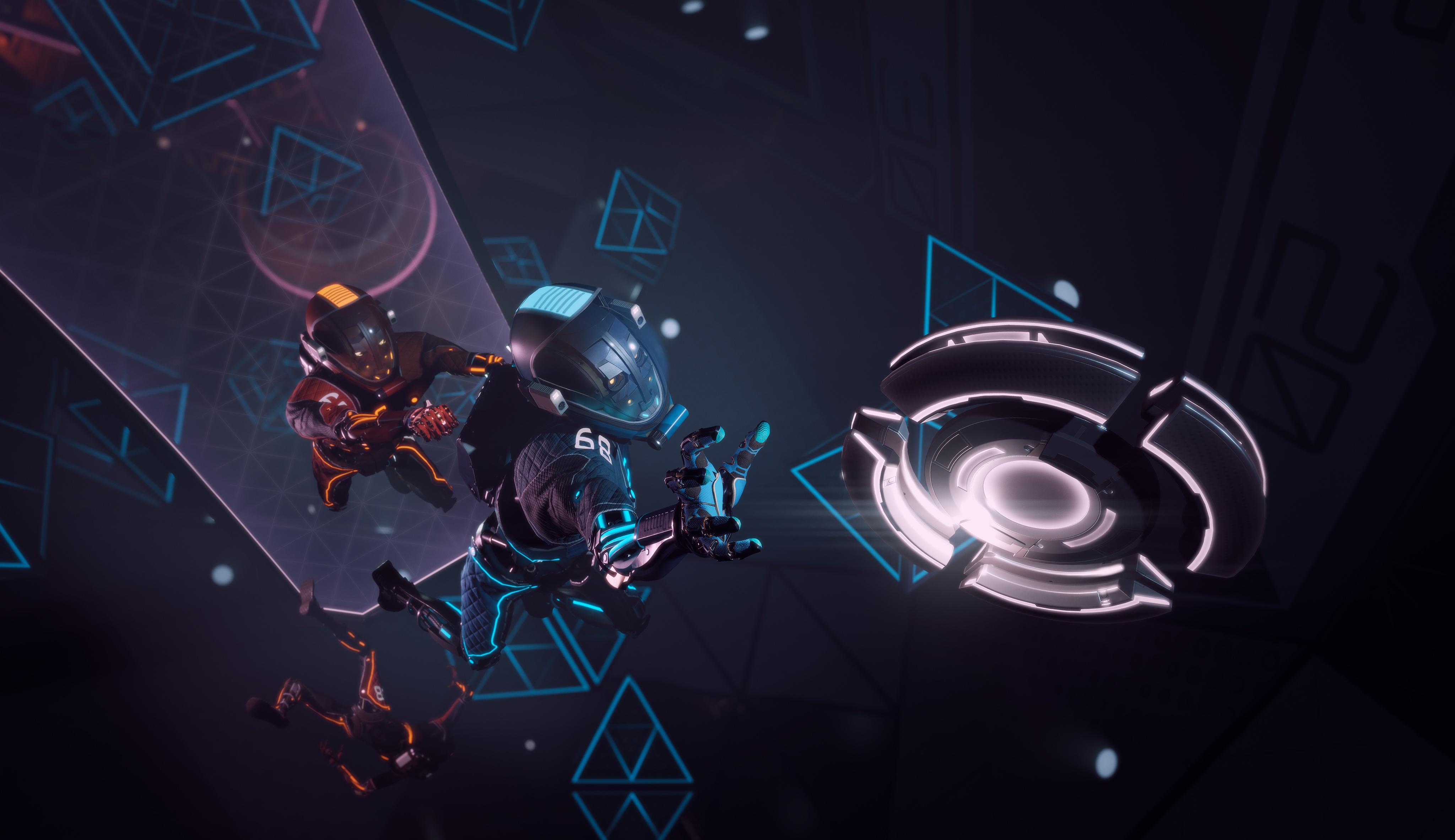 Oculus Quest Gets Port of Echo Arena