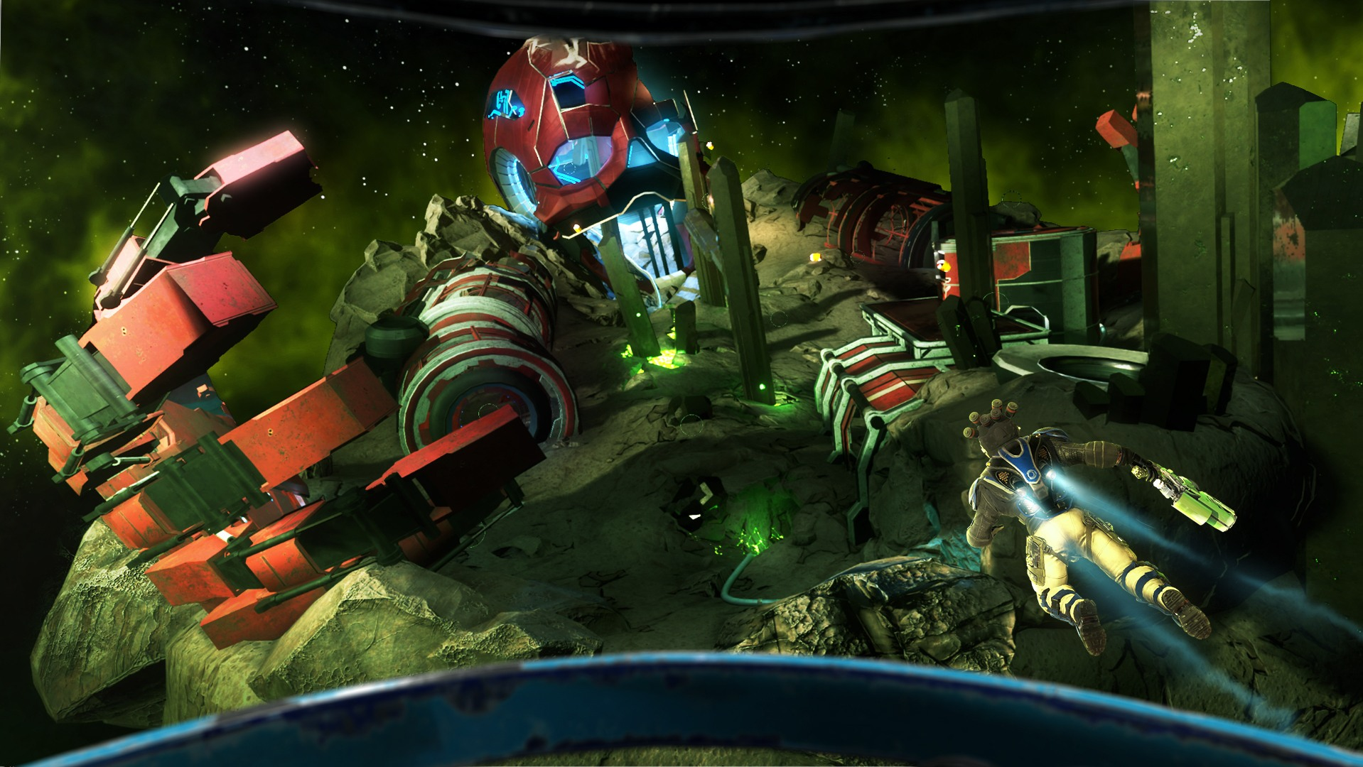 Space Junkies | VR Games