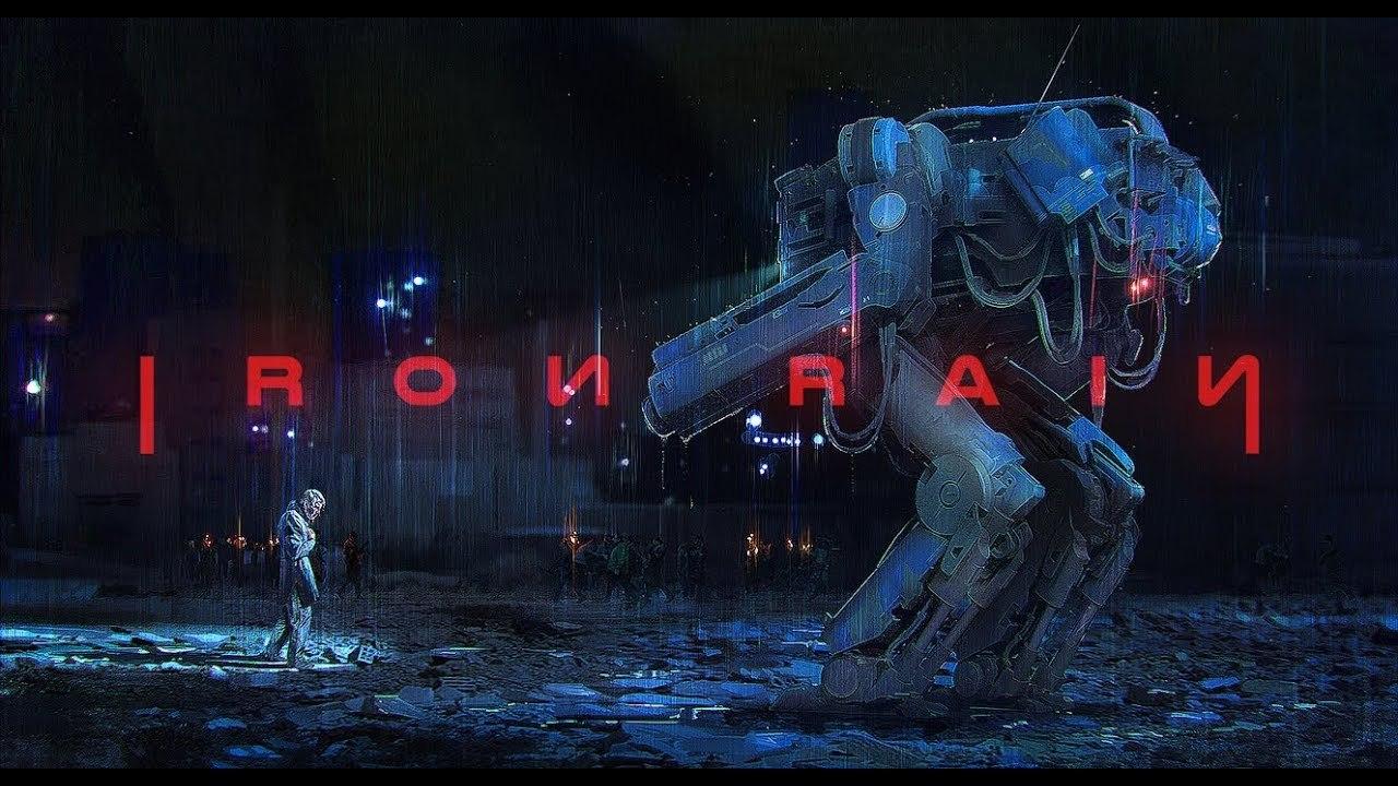 Iron Rain VR WIP