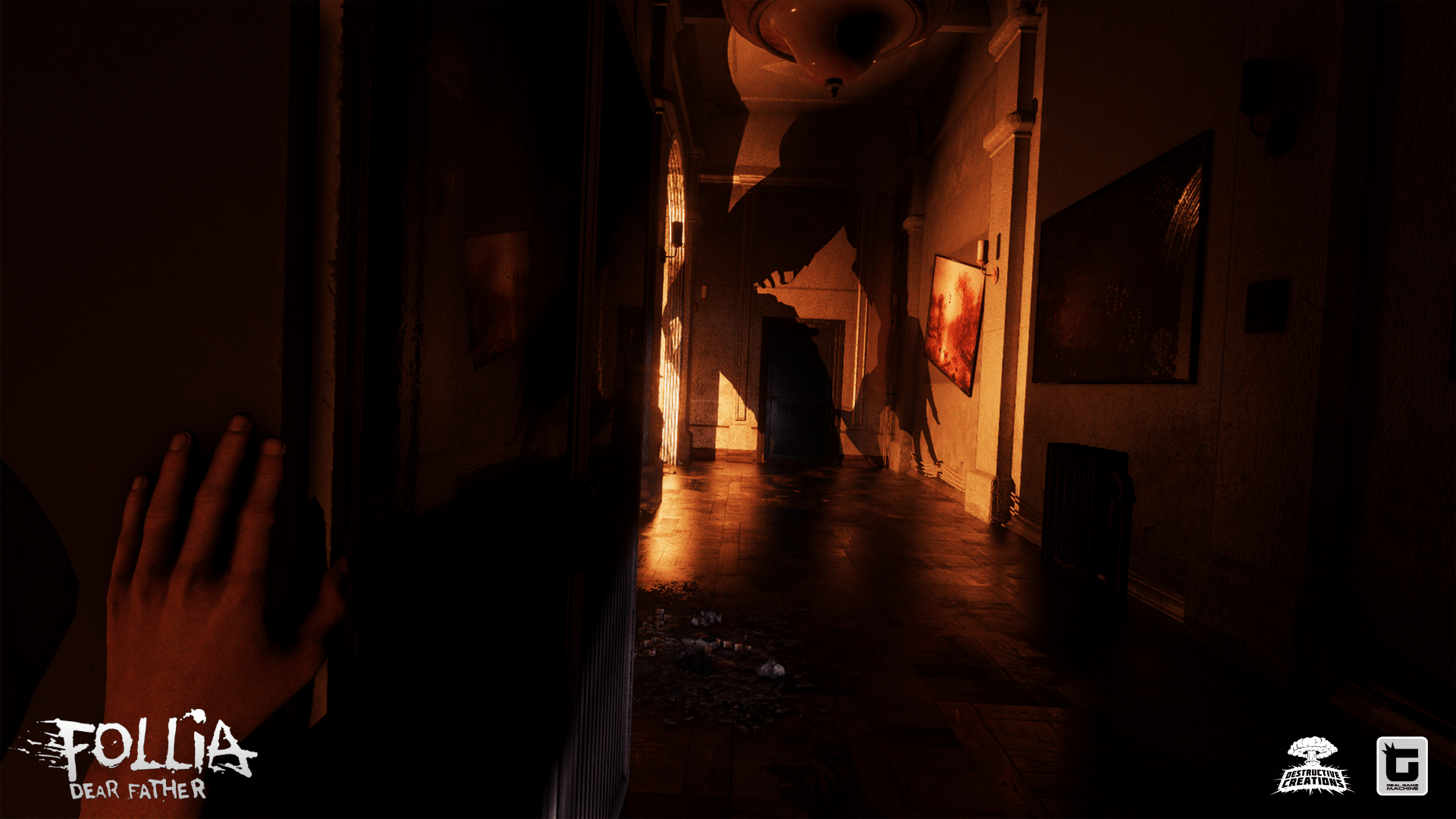 Follia: Dear Father Brings Visceral Horror to VR