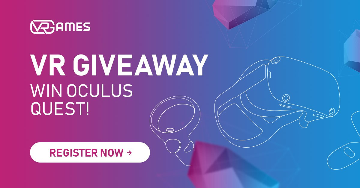 oculus quest giveaway