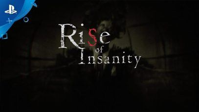 Rise of Insanity PSVR Launch Trailer