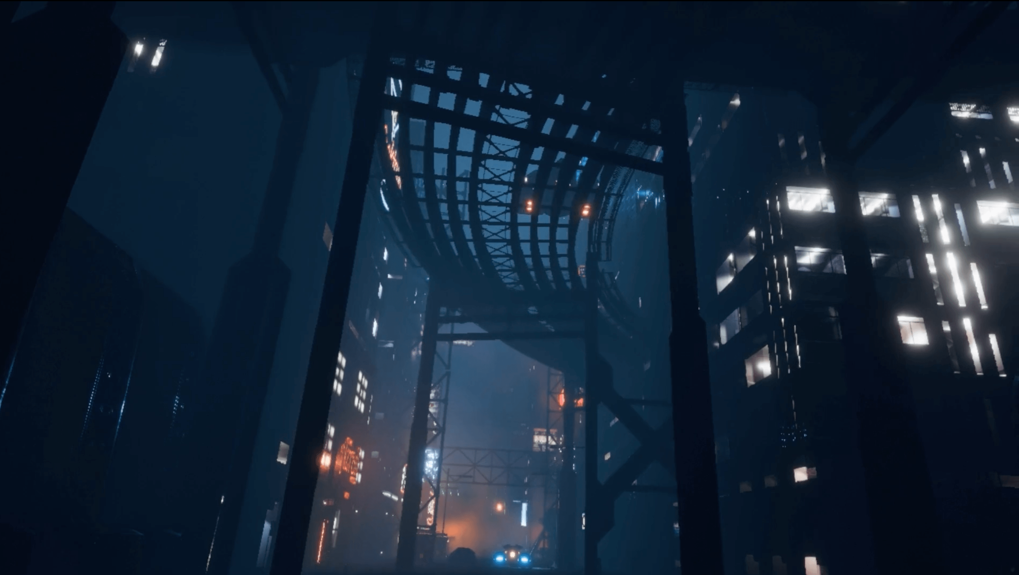 Low-Fi's Early Teaser Promises a Gritty Cyberpunk VR Game