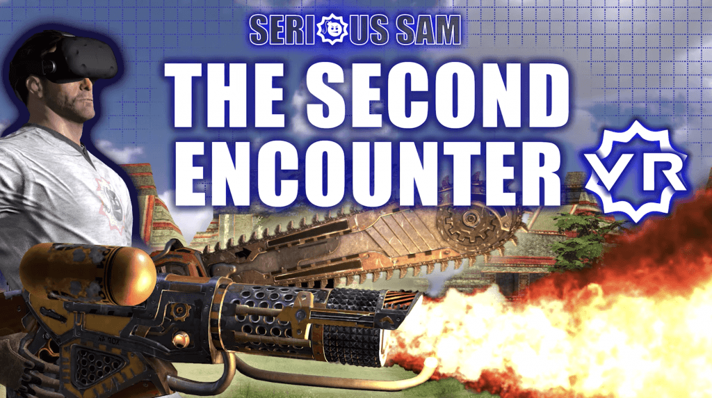 Serious Sam VR: The Second Encounter