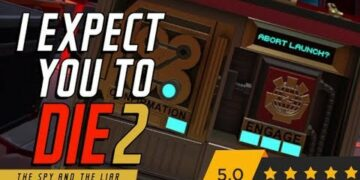 I Expect You To Die 2 Review