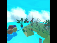 A Little Planet Version 1: Got an idea of making a planet of your own (just like in the tale of The Little Prince). First trial!