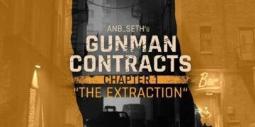 """New Alyx mod """"Gunman Contracts"""" is set in irl Germany, Taken themed, and has mobster enemies"""