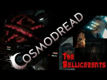 Cosmodread - a first look review. Rouge-like scifi...see inside for the horrific details! :D