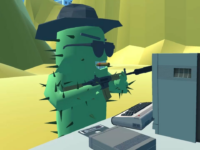 Cactus Cowboy - Fully Loaded now with bHaptics and Mixed Reality support on all platforms!