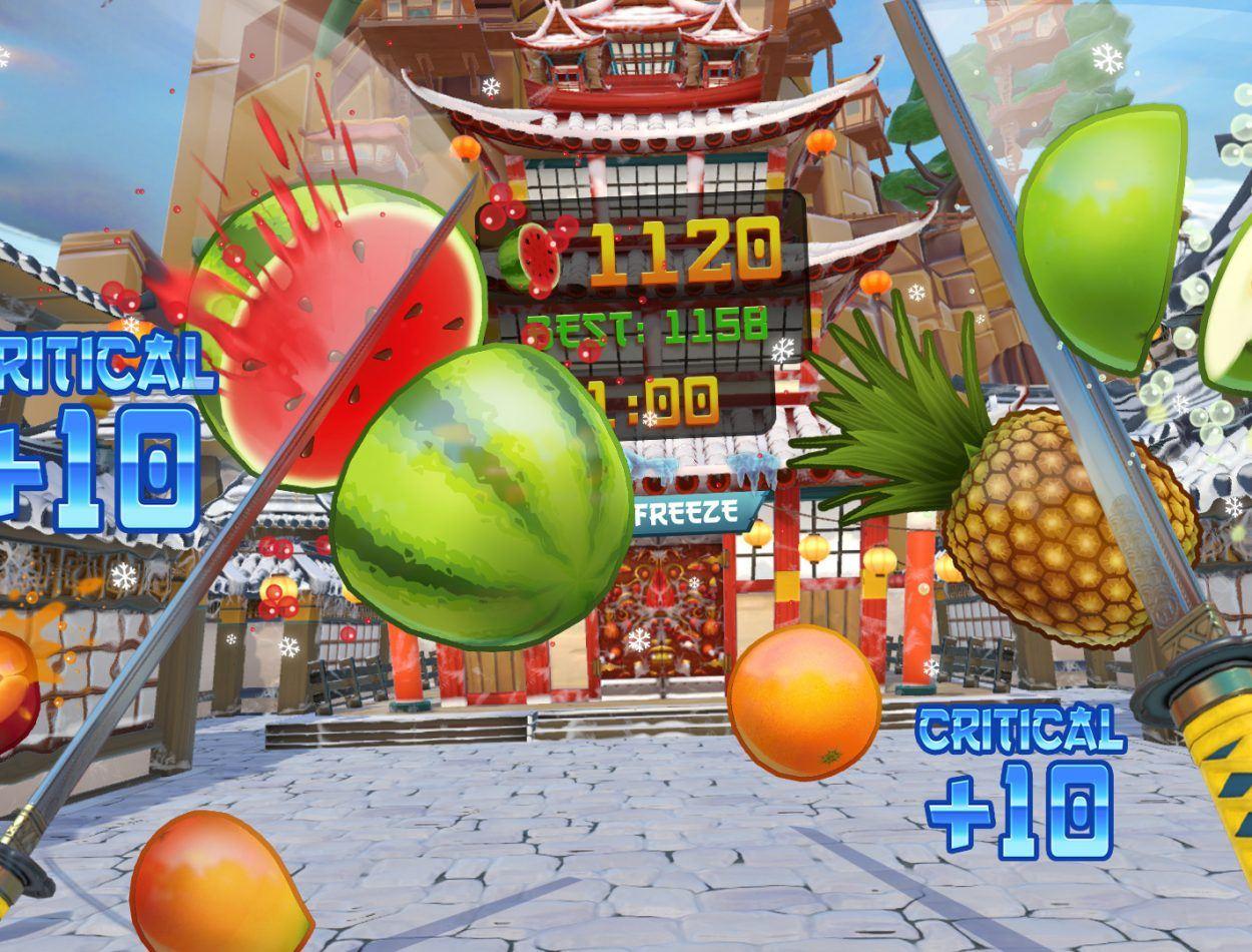 Fruit Ninja VR | VR Games