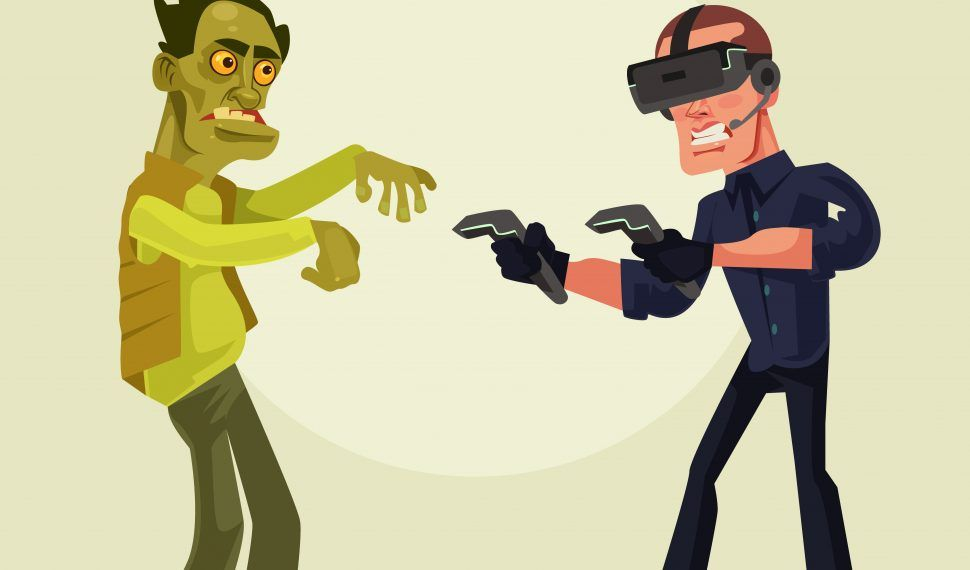 VR's Slow Conquest of Video Games