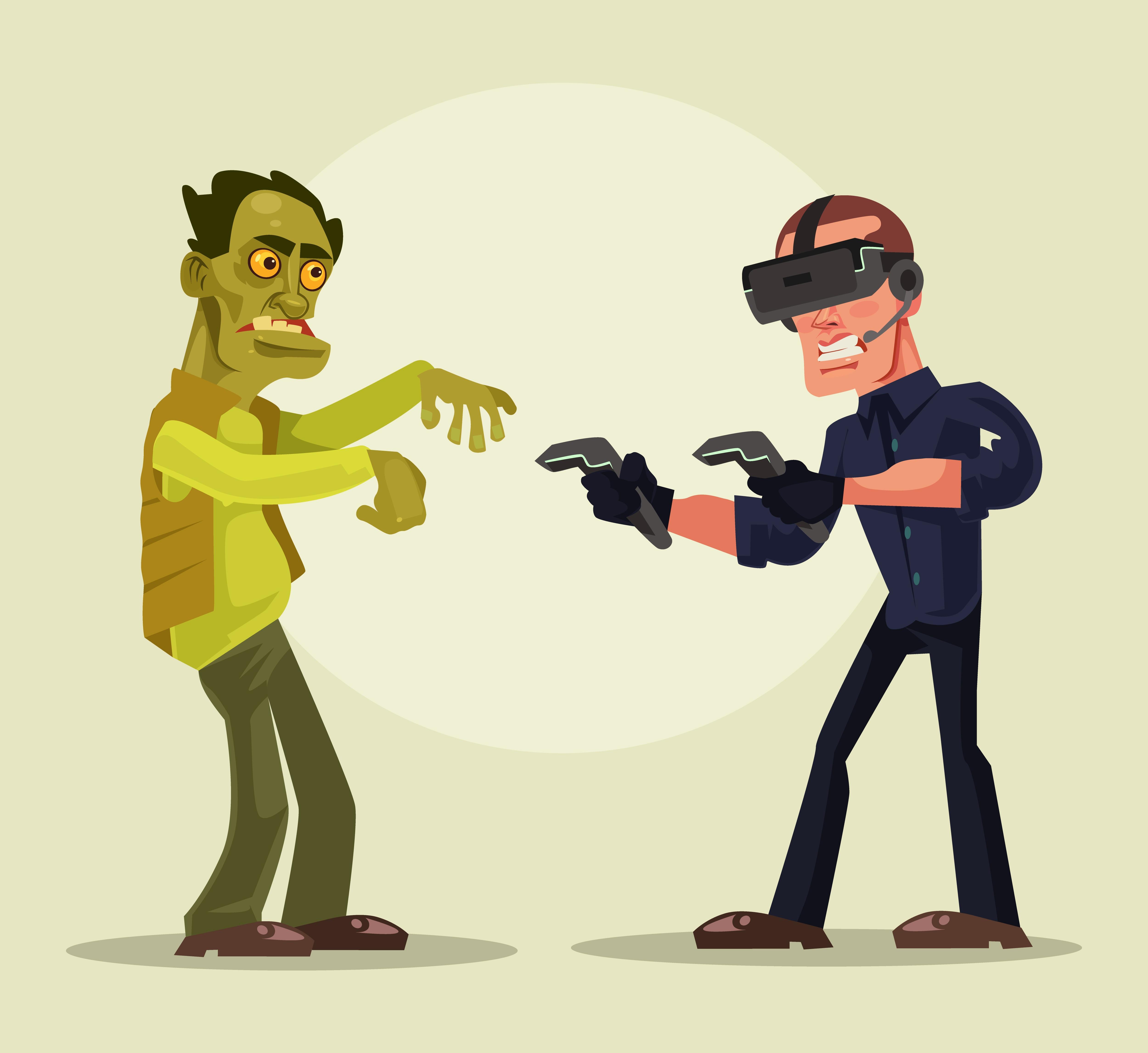 vr-zombie-battle